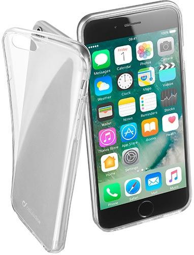 Protectie spate Cellularline FINECIPH755T pentru Apple iPhone 7 Plus (Transparent)