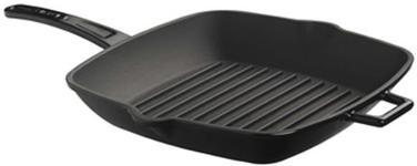 Tigaie grill Lava LVPGT2626K0BL, 26 cm (Negru)
