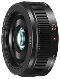 Obiectiv Foto Panasonic Lumix G H-H020AE-K 20mm f/1.7 imagine 2021