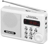 Radio Sencor SRD 215 (Alb)