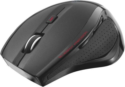 mouse wireless trust bluespot wms-123 (negru)
