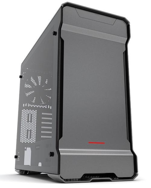 Carcasa Phanteks Enthoo Evolv ATX Tempered Glass (Gri)