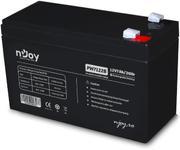 Acumulator UPS nJoy PW7122B, 12V/7Ah, conectori T1