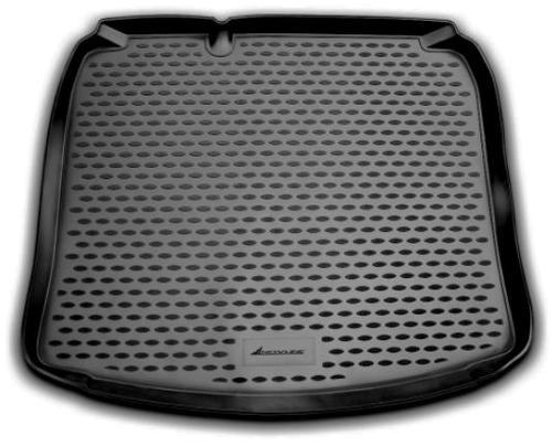Covoras Auto Portbagaj NOVLINE NVTFOBL1043, tip tava, dedicat FORD Focus II 2004->, hatchback (Negru)