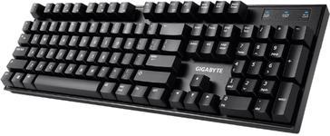 Tastatura Gaming Mecanica GIGABYTE Force K81, Red Switch