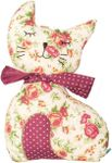 Jucarie Textila U-Grow Bow Kitty UG-AF07