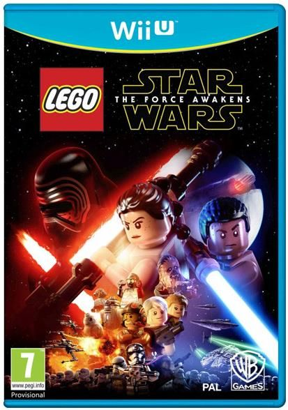 Lego Star Wars The Force Awakens (Wii U) title=Lego Star Wars The Force Awakens (Wii U)