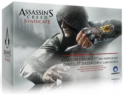Figurina Assassins Creed Syndicate Hidden Blade