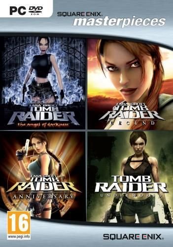 Tomb Raider Quadrology Pack (PC)