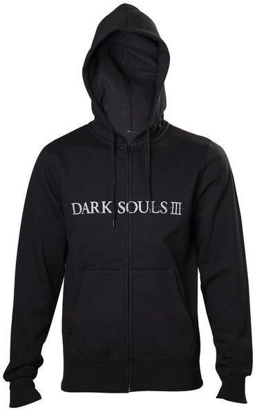 Hanorac Dark Souls 3, marime S (Negru)