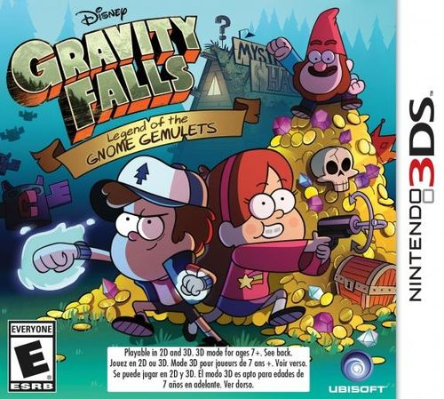 Gravity Falls (3DS)