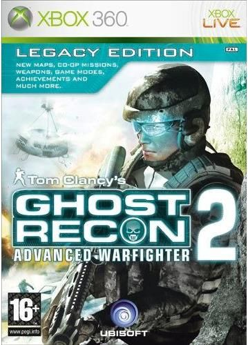ghost recon advanced warfighter 2 legacy classics (xbox 360)
