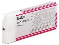 Cartus cerneala Epson T606300 (Vivid Magenta)