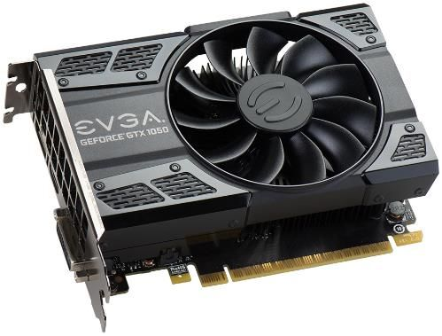Placa Video EVGA GeForce GTX 1050 Gaming, 2GB, GDDR5, 128 bit