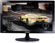 "Monitor Gaming TN LED Samsung 24"" LS24D330HSX, Full HD (1920 x 1080), VGA, HDMI, 1 ms (Negru)"
