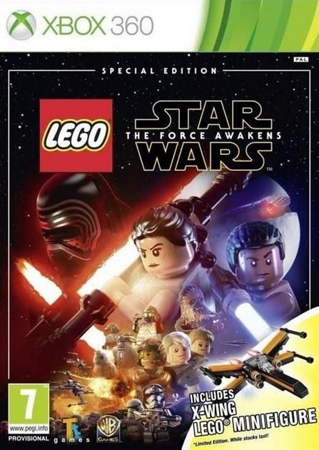 Lego Star Wars The Force Awakens Toy Edition (Xbox 360)