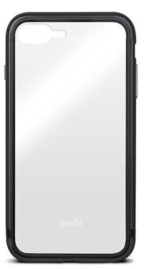 Protectie spate Moshi iGlaze Luxe pentru iPhone 7 Plus (Negru) title=Protectie spate Moshi iGlaze Luxe pentru iPhone 7 Plus (Negru)