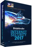 Bitdefender Internet Security 2017, 1 PC, 3 ani, Licenta noua, Licenta electronica