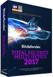 Bitdefender Total Security Multi-Device 2017, 10 Device-uri, Subscriptie 2 ani, Electronica
