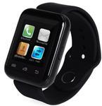 "Smartwatch iUni U900i Plus 31245, Bluetooth, LCD Capacitive touchscreen 1.44"" (Negru)"