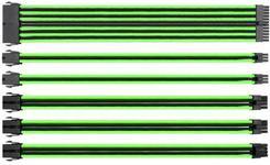 Cabluri componente Thermaltake TtMod Sleeve (Verde/Negru)