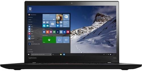 Ultrabook™ Lenovo Thinkpad T460s (Procesor Intel® Core™ i7-6600U (4M Cache, up to 3.40 GHz), Skylake, 14inchFHD, 20GB, 512GB SSD, Intel® HD Graphics 520, Wireless AC, Modul 4G, FPR, Win10 Pro 64)