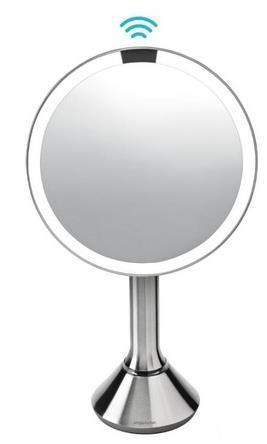 Oglinda SimpleHuman BT1080, 8 inchi, Senzor, 5x marire