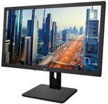 """Monitor IPS LED AOC 23"""" I2375PQU, Full HD (1920 x 1080), VGA, DVI, HDMI, DisplayPort, 4 ms (Negru)"""
