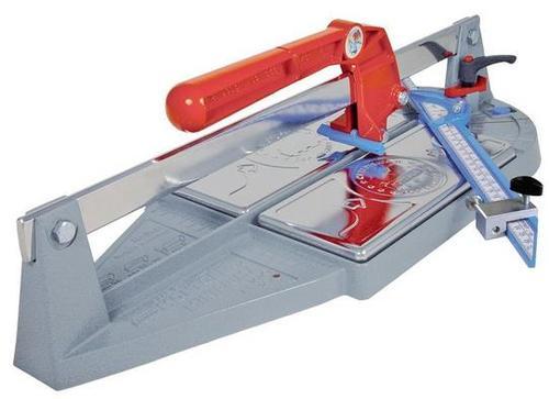 Masina de taiat gresie si faianta Montolit Minipiuma 26P, lungime de taiare 360 mm, adancime 0-20 mm