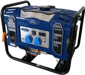 Generator Curent Electric Ford Tools FG4650P, 3800W, 230V, AVR inclus, Motor benzina