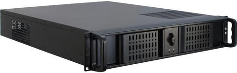 Carcasa Server Inter-Tech IPC2U-2098-SL, 2U, fara sursa