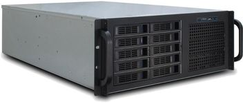 Carcasa Server Inter-Tech IPC4U-4410, 4U, fara sursa
