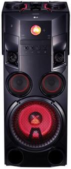 Sistem audio LG OM7560, 1000 W, Bluetooth (Negru)