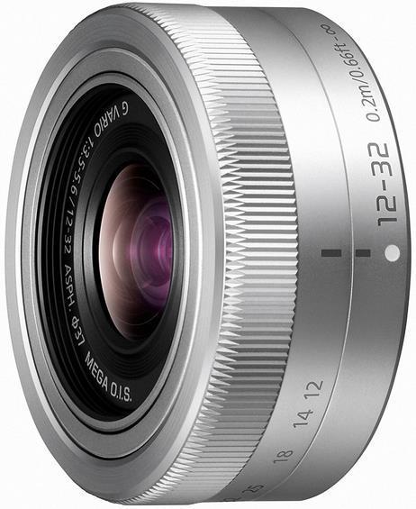 Obiectiv Foto Panasonic Lumix G Vario H-FS12032E-S 12-32mm f/3.5-5.6 ASPH MEGA O.I.S.