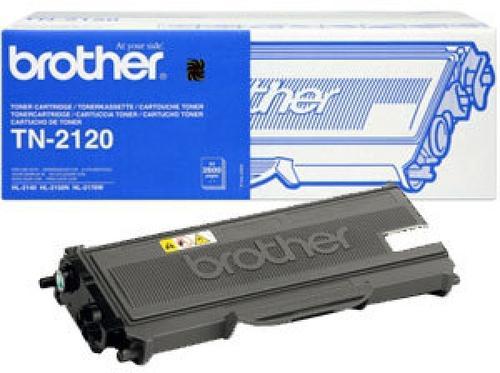 Toner Brother TN2120 (Negru - de mare capacitate) poza 2021