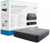 DVR/NVR PNI House H804, 4 Canale IP Full HD 1080P sau 4 Canale Analogice