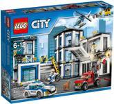LEGO® City Statia de politie 60141