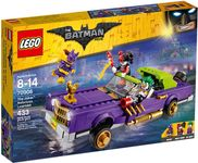 LEGO® Batman Movie The Joker's Notorious Lowrider 70906