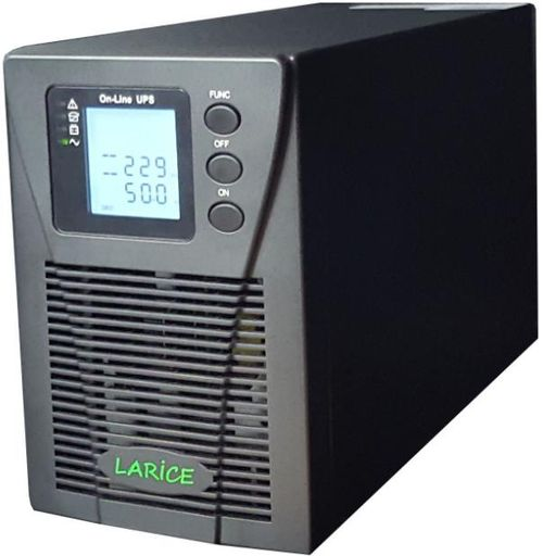 UPS Larice Online Tower 1000VA/900W, 2 x Schuko, Management