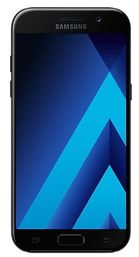 "Telefon Mobil Samsung Galaxy A5 (2017), Procesor Octa-Core 1.9GHz, Super AMOLED Capacitive touchscreen 5.2"", 3GB RAM, 32GB Flash, 16MP, 4G, Wi-Fi, Android (Negru)"