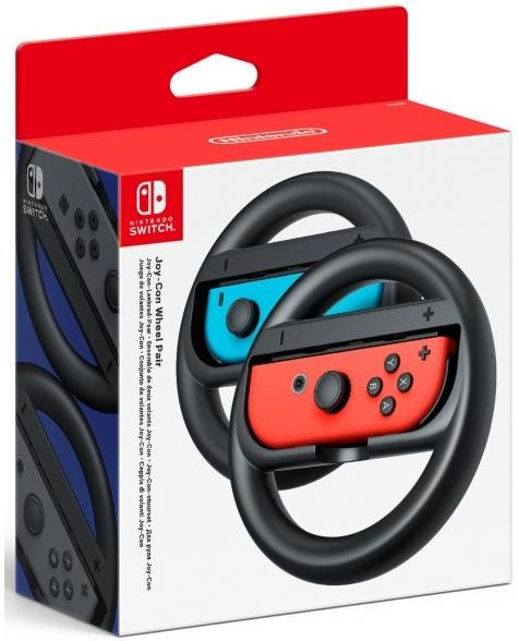 Volan Nintendo Switch Joy-Con (Negru)