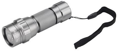 Lanterna Extol Premium LED 8862111, Aluminiu