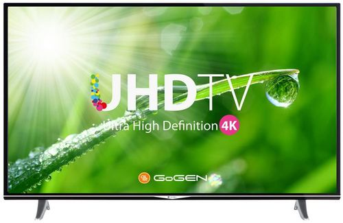 Televizor LED Gogen 109 cm (43inch) TVU43S298STWEB, Ultra HD 4K, Smart TV, WiFi, CI