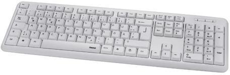 Tastatura Hama VERANO R9053931 (Alba)