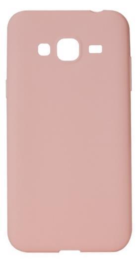 Husa protectie spate Procell PRSILSLKJ32016RZ pentru Samsung Galaxy J3 2016 (Roz)