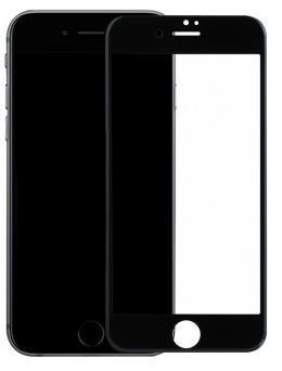 Folie sticla securizata Corning Gorilla Benks premium full body 3D pentru iPhone 7 (Negru)