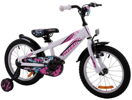 Bicicleta Passati Gerald, Roti 20inch (Alba)
