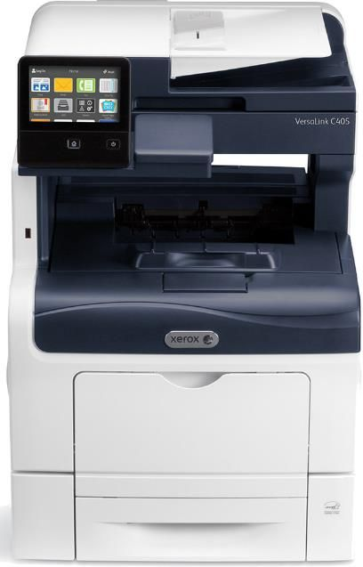 Multifunctional VersaLink Xerox C405V_DN, Laser color, A4, 35 ppm, Duplex