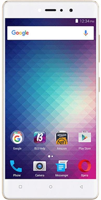 Telefon Mobil Blu Vivo 5R, Procesor Octa-Core 1.3GHz, IPS LCD Capacitive Touchscreen 5.5inch, 3GB RAM, 32GB Flash, Wi-Fi, 4G, Dual Sim, Android (Auriu)