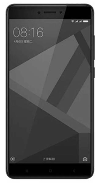 Telefon Mobil Xiaomi Redmi Note 4X, Procesor Octa-Core 2.0GHz, IPS LCD Capacitive touchscreen 5.5inch, 3GB RAM, 32GB Flash, 13MP, Wi-Fi, 4G, Dual Sim, Android (Negru)